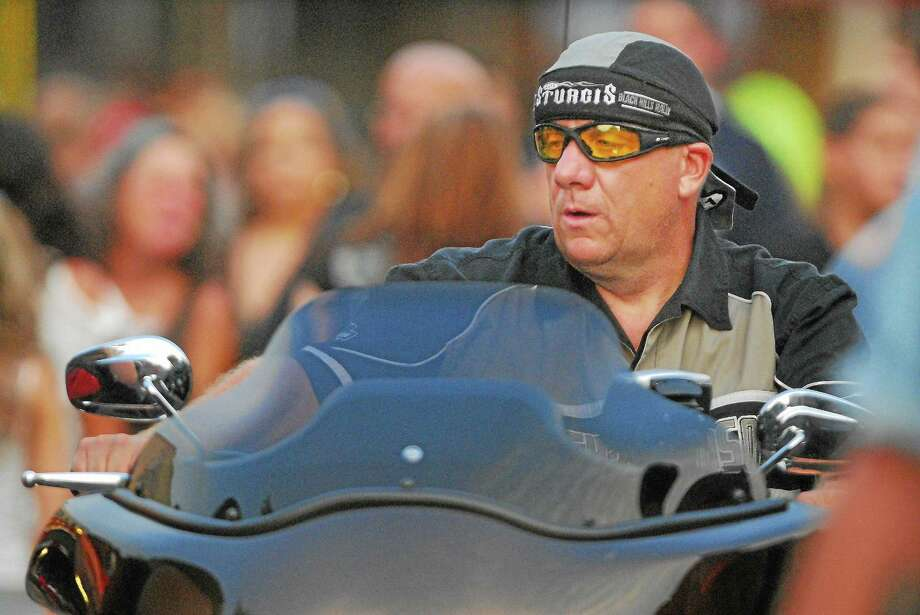 The 13th Middletown Motorcycle Mania on Main Street is coming Wednesday evening. (Aug. 15) Photo: Catherine Avalone / Hearst Connecticut Media File Photo / a