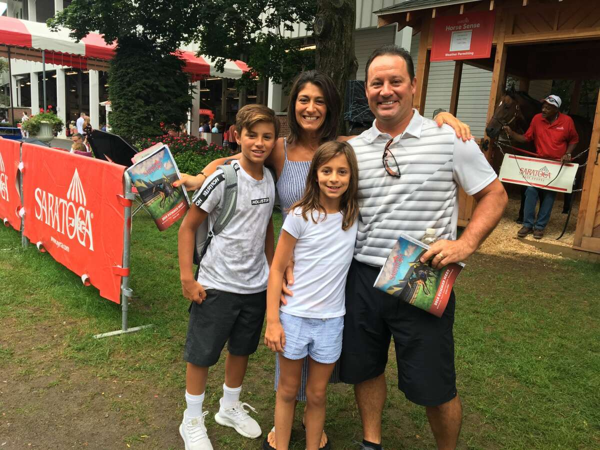 Were you Seen on Fourstardave Day at Saratoga Race Course on Saturday, August 11, 2018?