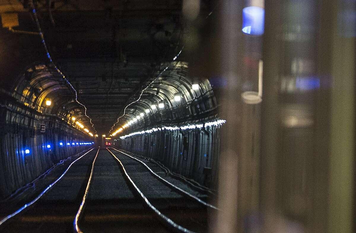 The Twin Peaks Tunnel