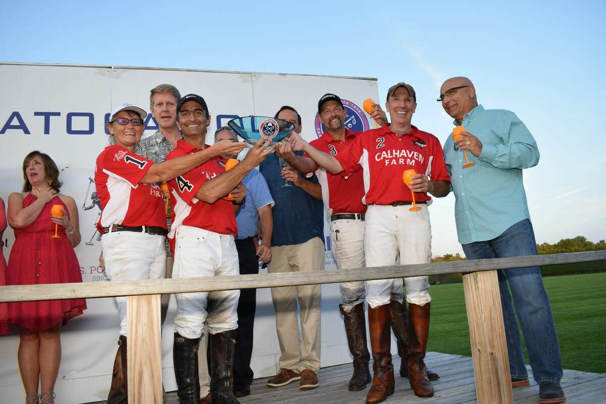 Were you Seen at The OrthoNY Cup at Saratoga Polo Association on August 10, 2018?