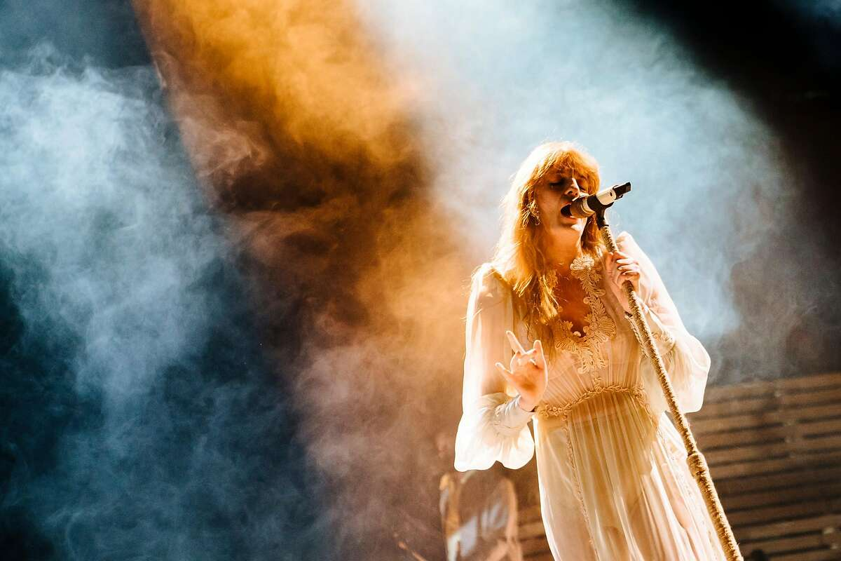Florence + The Machine come to Mohegan Sun Arena on Saturday. Find out more.
