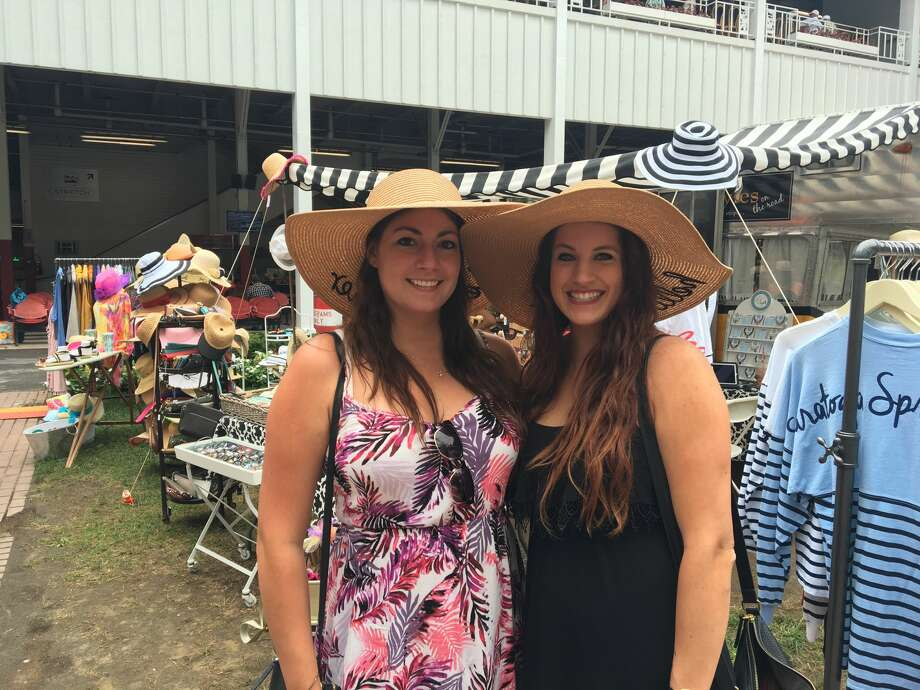Were you Seen during Taste NY: Food and Artisans at the Coca-Cola Saratoga Pavilion at Saratoga Race Course on Sunday, August 12, 2018? Photo: Karissa Becker
