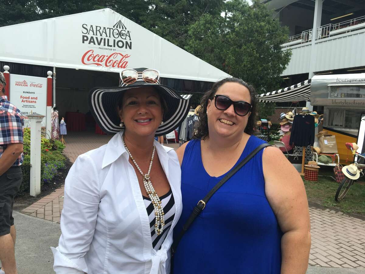 Were you Seen during Taste NY: Food and Artisans at the Coca-Cola Saratoga Pavilion at Saratoga Race Course on Sunday, August 12, 2018?