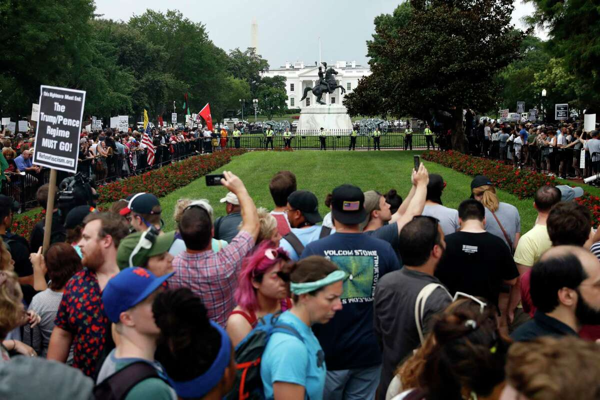 The latest white nationalists rally near white house sfchronicle the latest white nationalists rally near white house malvernweather Choice Image