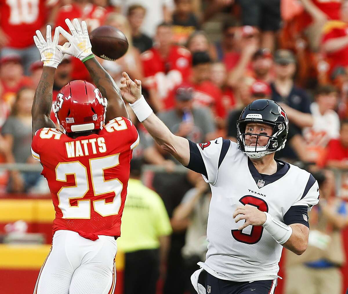 Chiefs Armani Watts, a safety from Forney who went to Texas A&M, spent much of his rookie season with the Chiefs on injured reserve. Now healthy in his second season, Watts could play a big role after starter Juan Thornhill tore his ACL in the regular season finale.