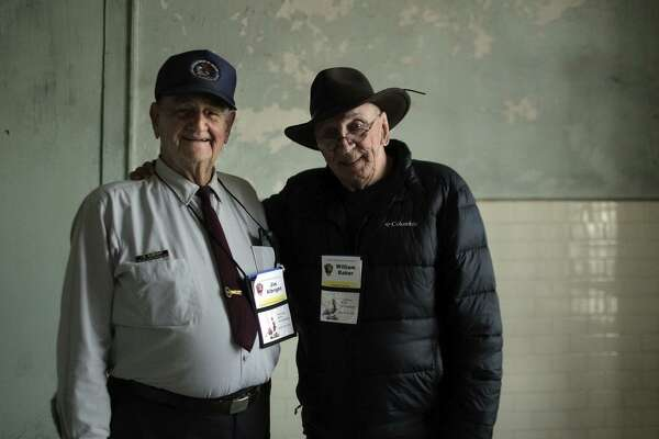 Alcatraz tradition ends for former prisoners, guards and