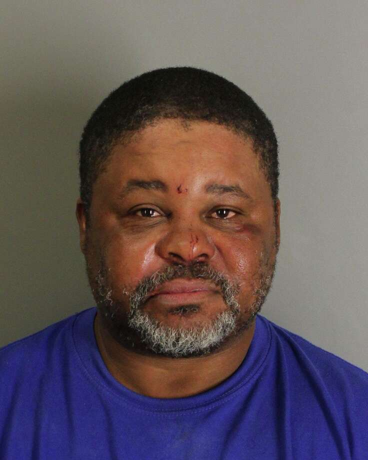 Ronnie Walker, 45, is charged with aggravated assault with a deadly weapon for allegedly shooting a 26-year-old during a fight on Aug. 11, 2018. Photo provided by Beaumont Police. Photo: Beaumont Police Department