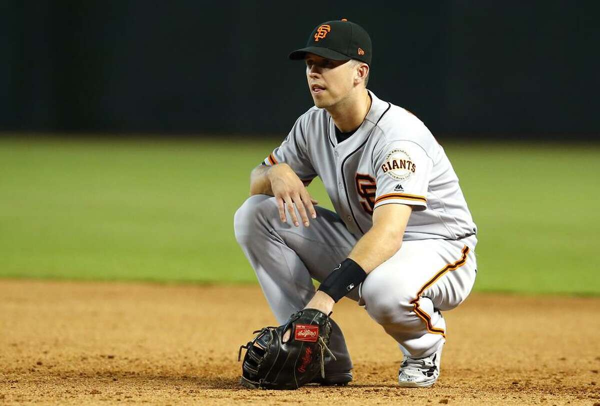 Buster Posey has started 224 games at first base. His average as a first baseman in .335 compared to .302 as a catcher.