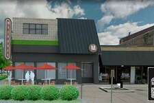 This rendering depicts plans for Molasses, a restaurant and bar thatplans to open at the end of 2018 at 201 East Main St. in Midland.