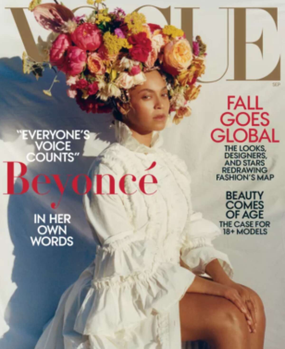 Black women dominated the magazine covers of the September fall fashion issues.