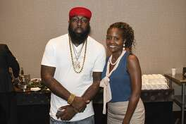Tre The Truth and Zakia Simmons Fourth Annual Houston Humanitarian Awards