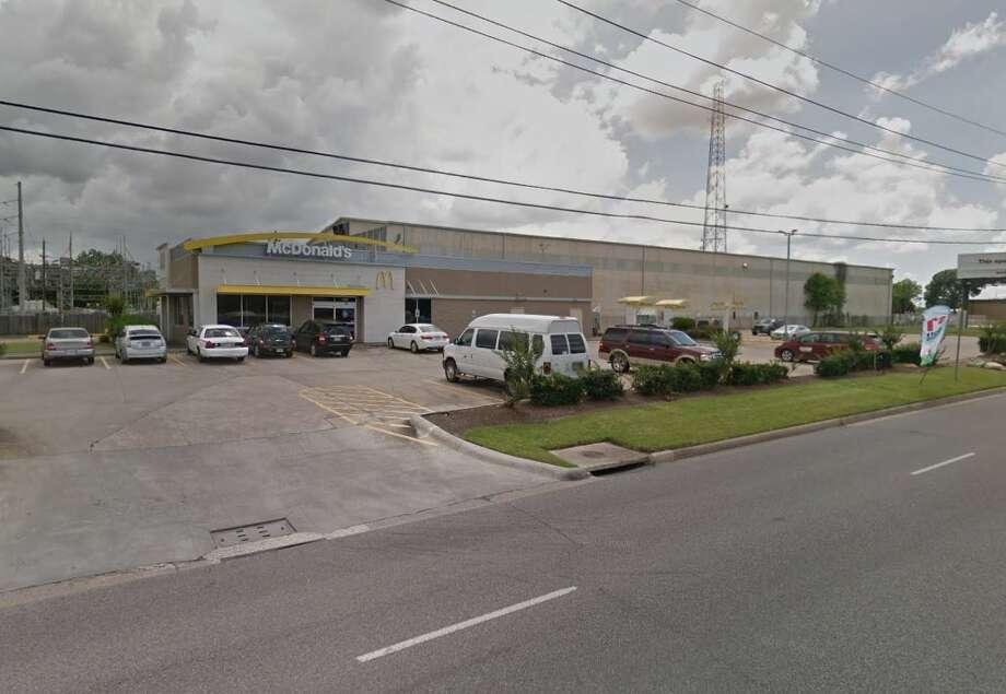 McDonald's, 190 Interstate 10 North, Beaumont