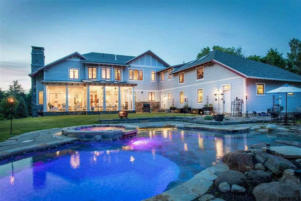 $2,750,000. 5056 Nelson Ave. Ext., Malta Tov, NY 12866. View listing.