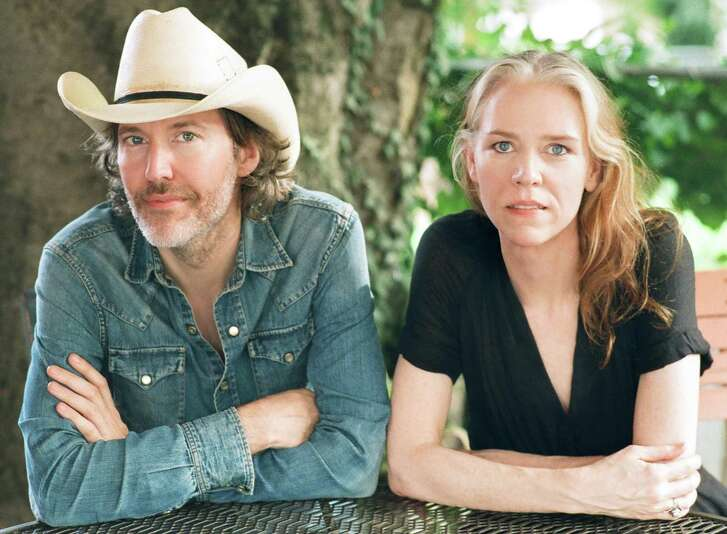 Gillian Welch and David Rawlings.