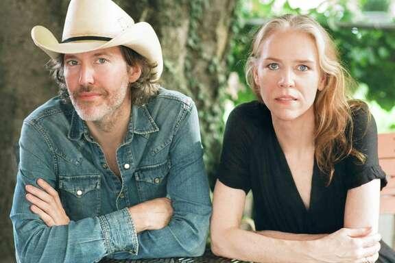 Gillian Welch and David Rawlings.