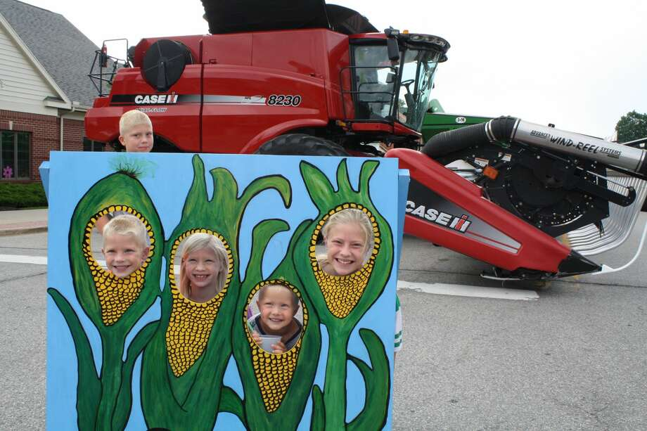 These are scenes from Harbor Beach's second annual AG Venture Day on Saturday. Photo: Rich Harp/For The Tribune