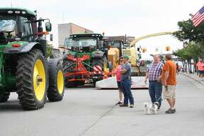 These are scenes from Harbor Beach's second annual AG Venture Day on Saturday.