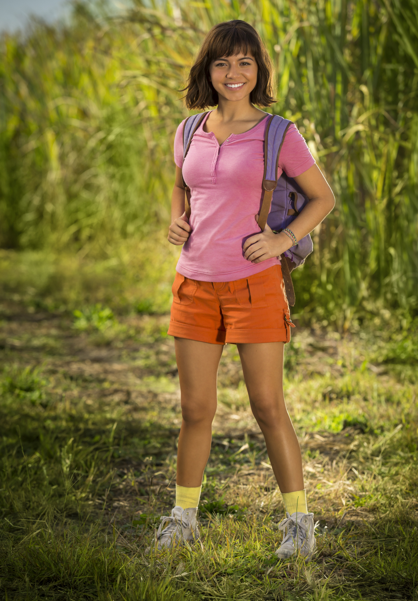 Meet the new Dora the Explorer, teen star Isabela Moner