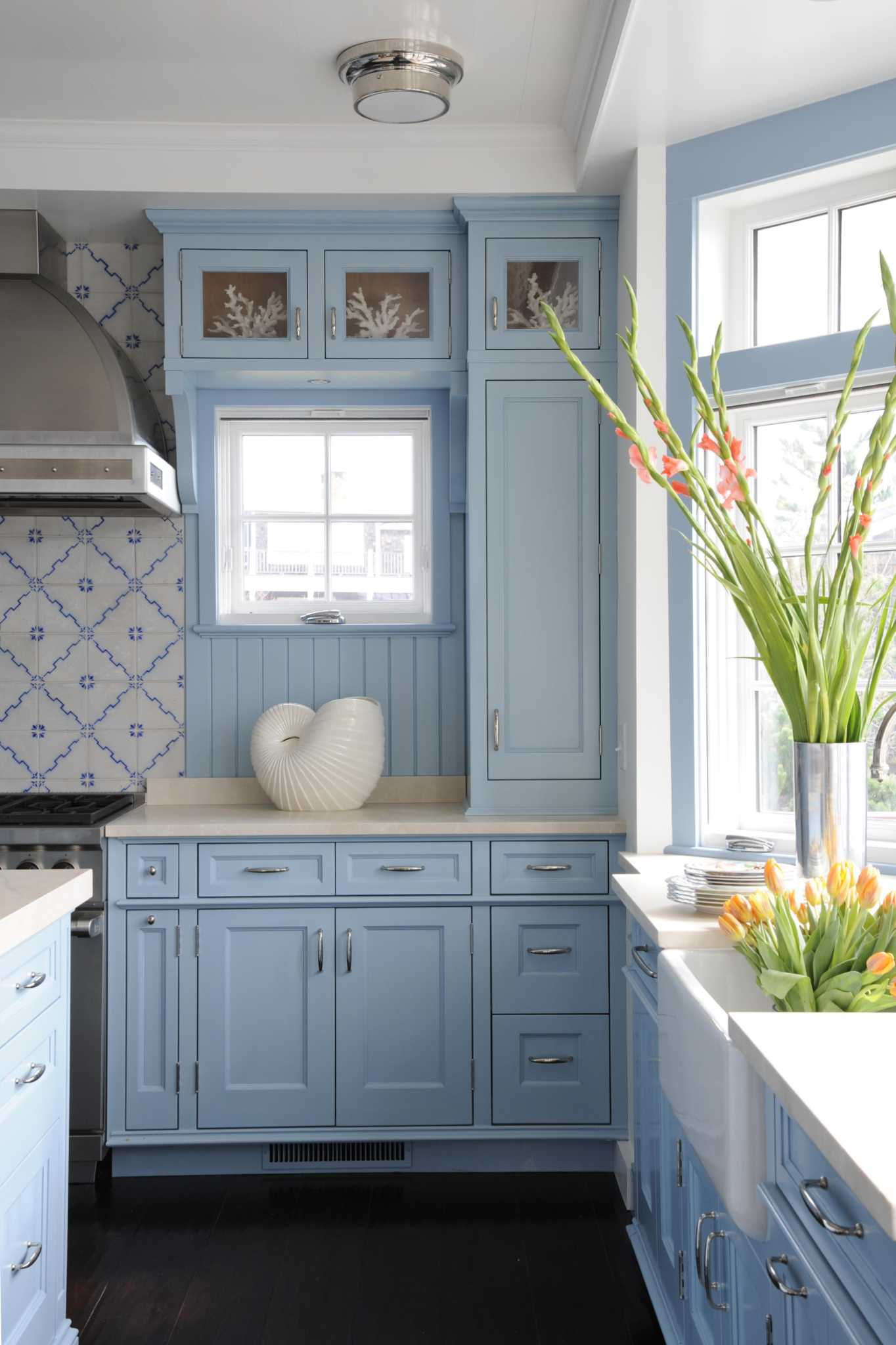 Designer Sarah Blank creates the hearts of Greenwich homes ...