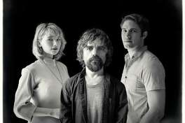 "CYRANO: Haley Bennett, Peter Dinklage and Blake Jenner star in the Goodspeed Musicals version of ""Cyrano."""