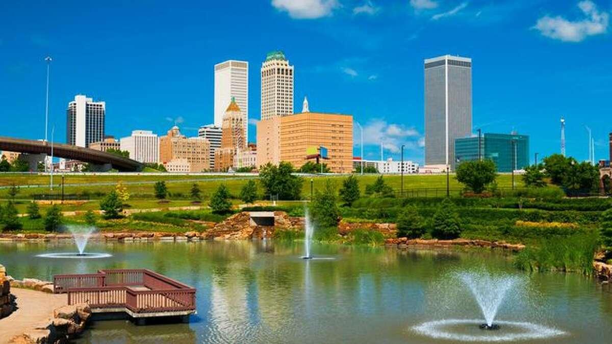 8. Tulsa, OK Median price per square foot for large homes: $109.74 Median list price on homes over 3,000 square feet: $409,900 Share of homes over 3,000 square feet: 24.2%