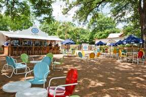 The Friendly Spot Ice House on South Alamo Street (pictured) is known for a large variety of beer on tap and in bottled form and its extensive outdoor play an entertainment area. It owners have announced plans to open a second location at 2040 W.W. White Road in 2019.