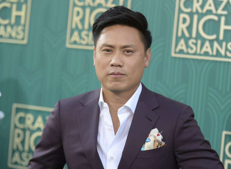 "Director Jon M. Chu arrives at the premiere of ""Crazy Rich Asians"" at the TCL Chinese Theatre on Tuesday, Aug. 7, 2018, in Los Angeles. Photo: Richard Shotwell, Associated Press"