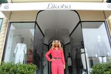 Shelton-based designer Agathe Likoba is preparing to open a new boutique for her high-end jumpsuit clothing line, Likoba, in downtown Derby.
