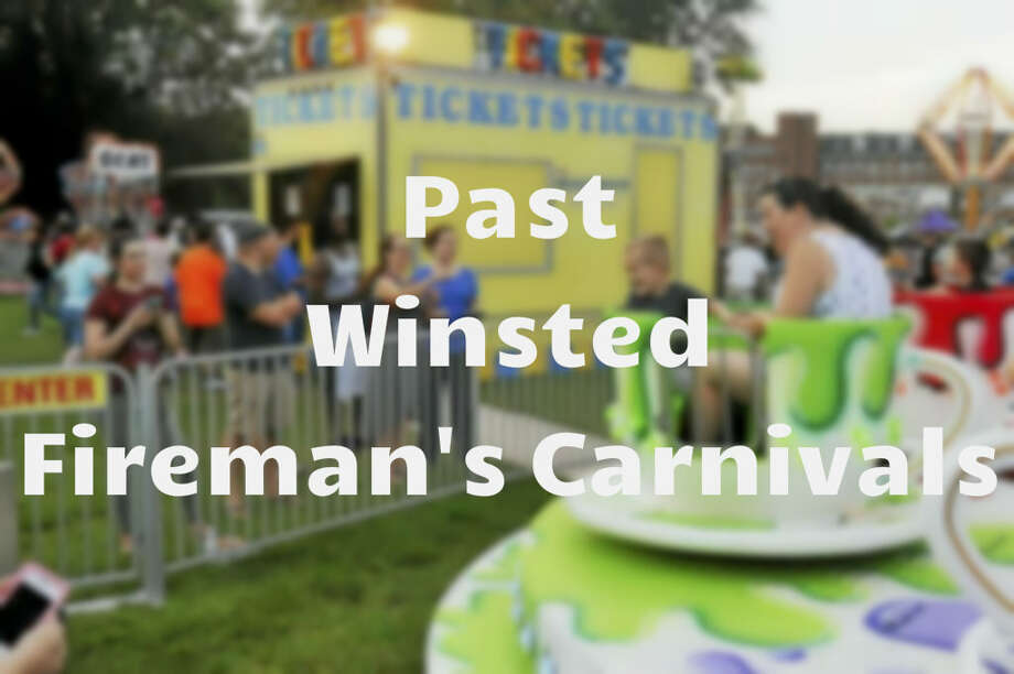 >> Click through the slideshow to see photos from past Winsted Fireman's Carnivals. Photo: Hearst Connecticut Media File Photo