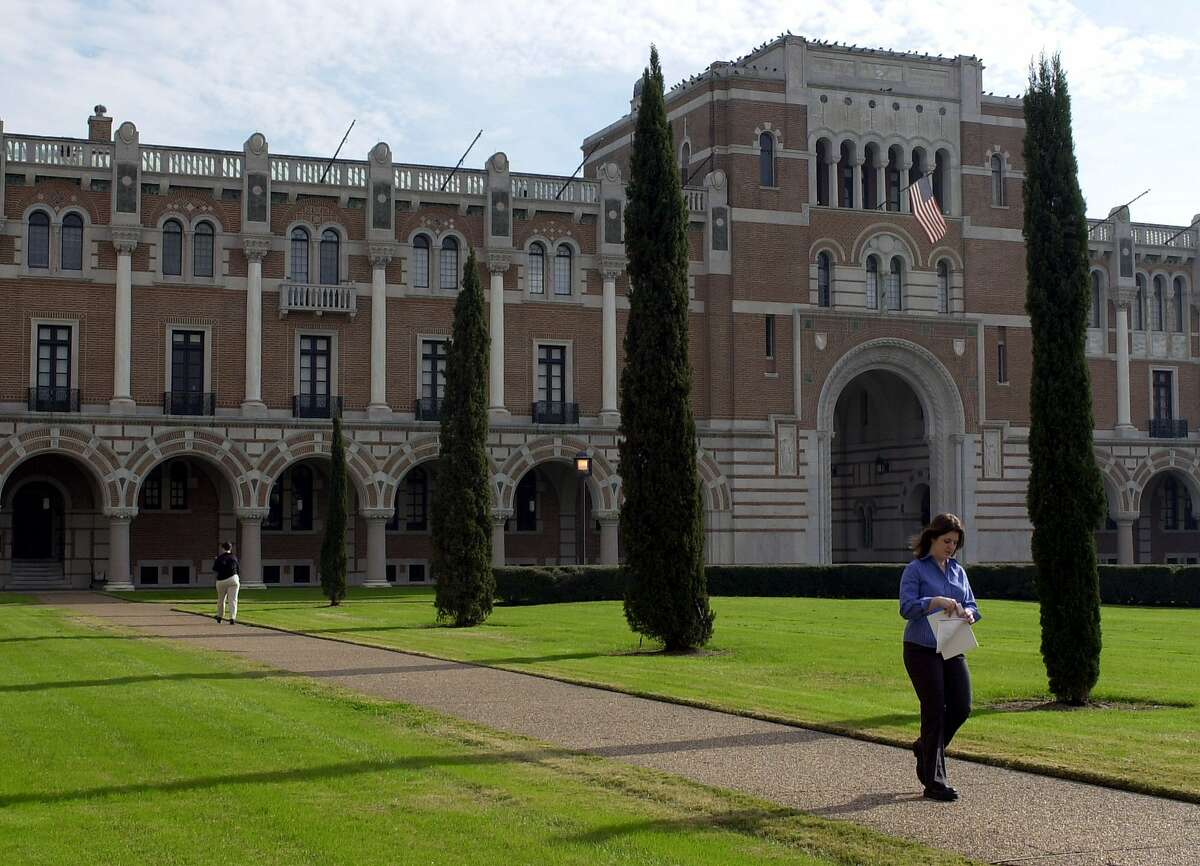 Rice University  2019 national rank: 16 2018 national rank: 14 Change in rank: Dropped 2 spots