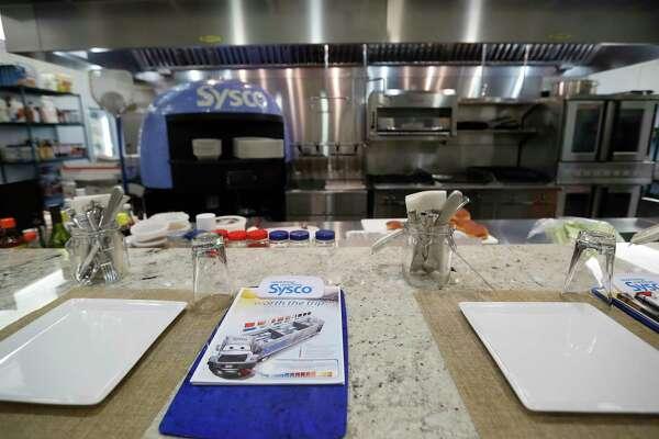 Houston food service giant Sysco marks