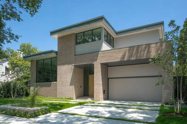This home at 2326 Tangley will be on the 2018 AIA Houston Home Tour.