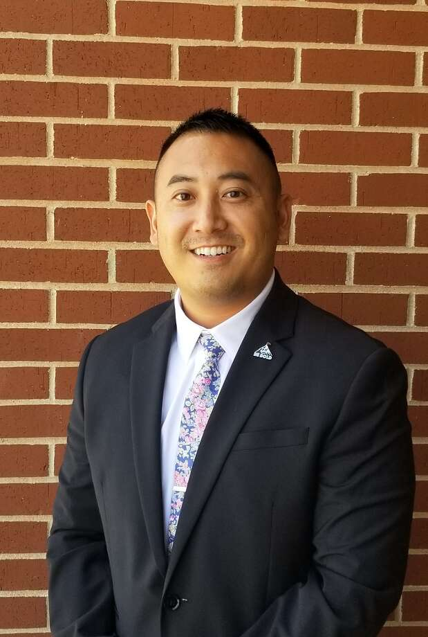 Aaron Fong, former assistant principal at San Jacinto Junior High School, has been named the principal of Bush Elementary. Photo: Courtesy Photo
