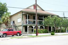The music venue Fitzgerald's in Houston is currently undergoing renovations but should be ready for business sometime this fall Wednesday, Aug 11, 2010. ( John Jiles / Chronicle )