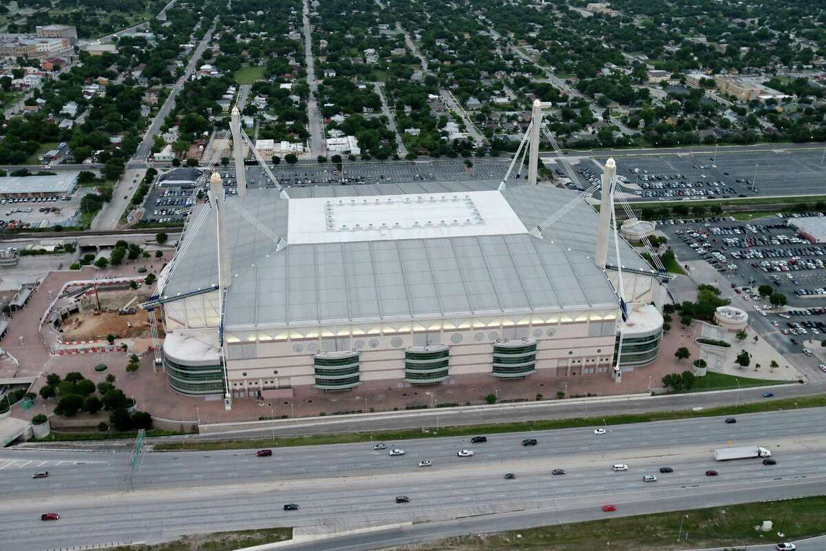 Starting Monday, the Alamodome will become a no-cost mass COVID-19 vaccine site.