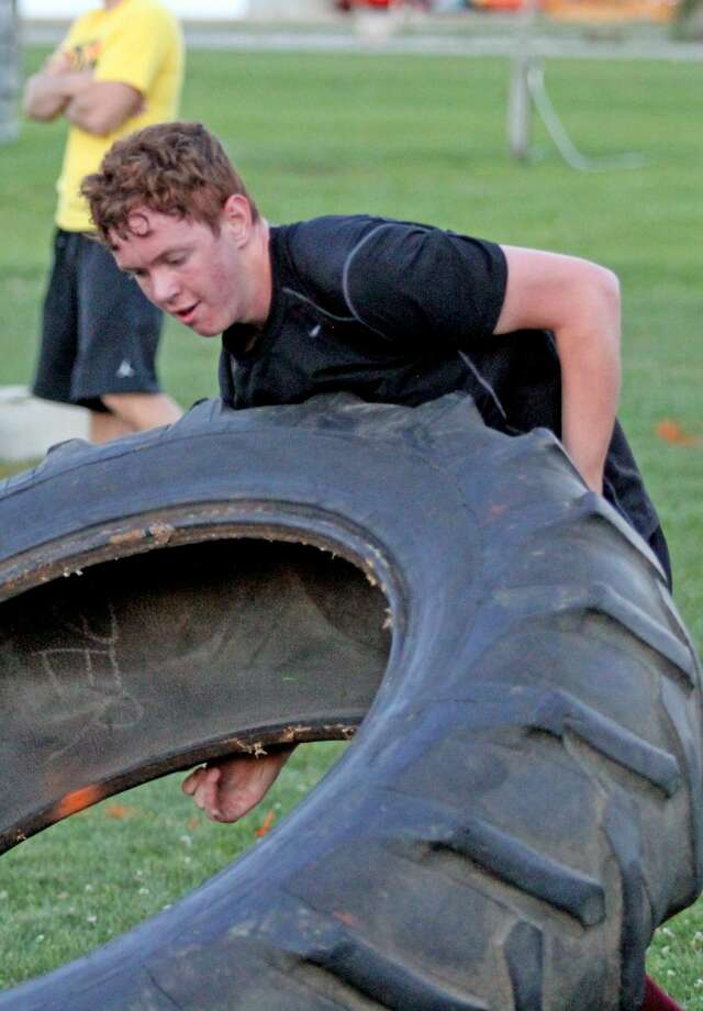 Farm Fitness Challenge 2018 Photo: Mike Gallagher/Huron Daily Tribune