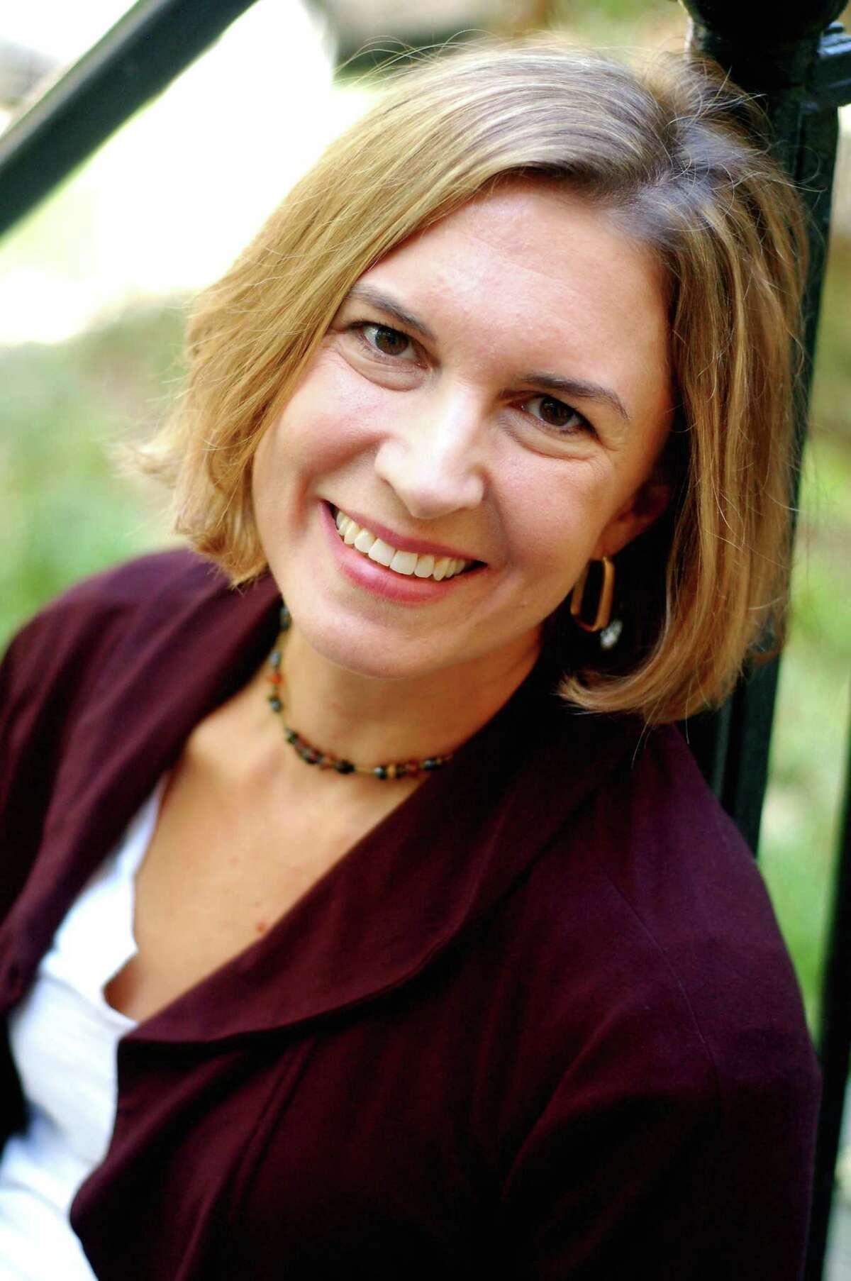 """Karen Zacarías is the writer of the comedy """"Native Gardens."""""""
