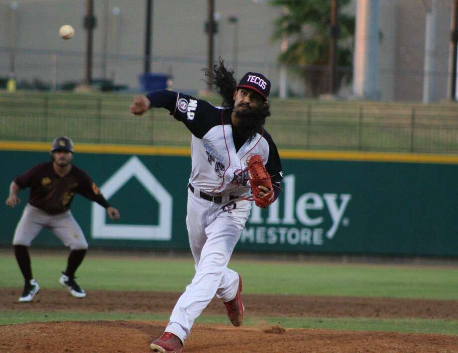 The second-place Tecolotes Dos Laredos open this week with three games at Algodoneros Union Laguna before returning home for three games against Generales de Durango. Starting pitcher Terance Marin (4-0), who ranks third in the LMB with a 2.14 ERA, was named the LMB Pitcher of the Week on Monday. Photo: Courtesy Of The Tecolotes Dos Laredos, File