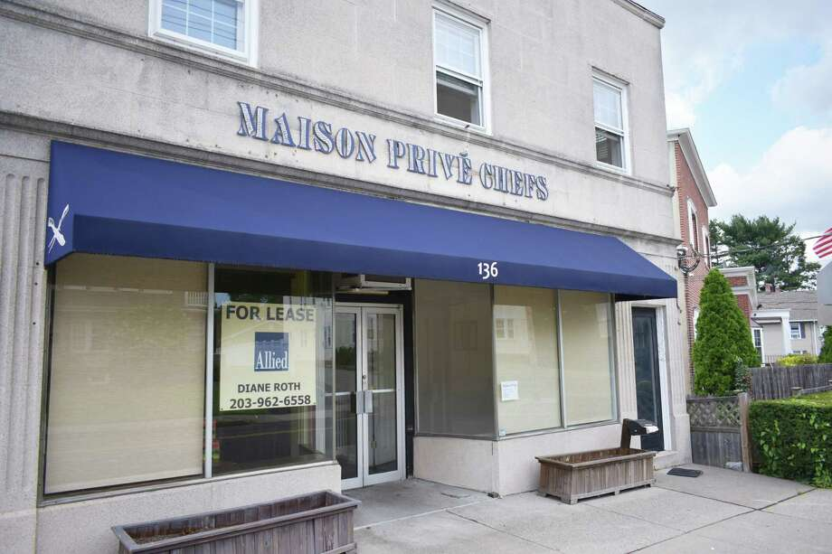 Maison Prive Catering has exited its commercial kitchen at 136 Hamilton Ave. Photo: Alexander Soule, Hearst Connecticut Media / Stamford Advocate