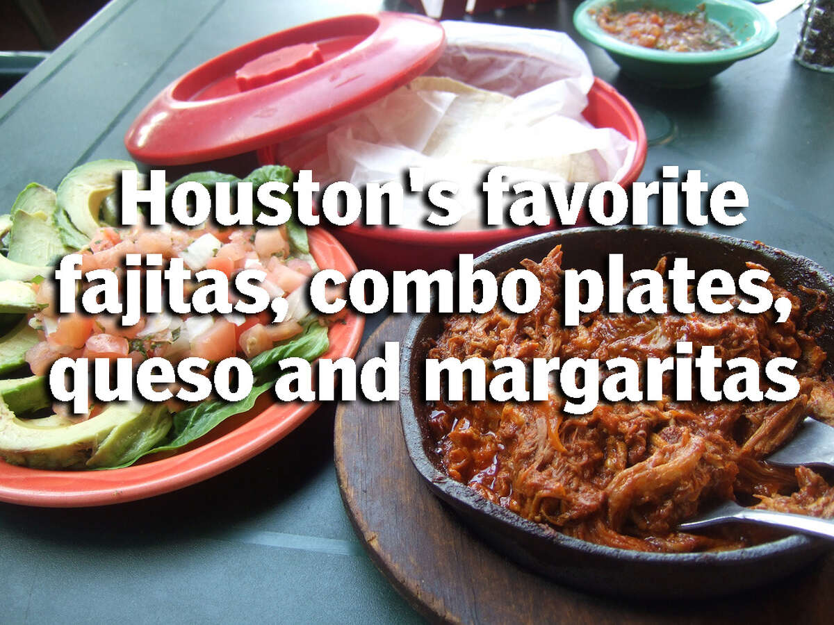 Check out our best picks for Mexican food in Houston