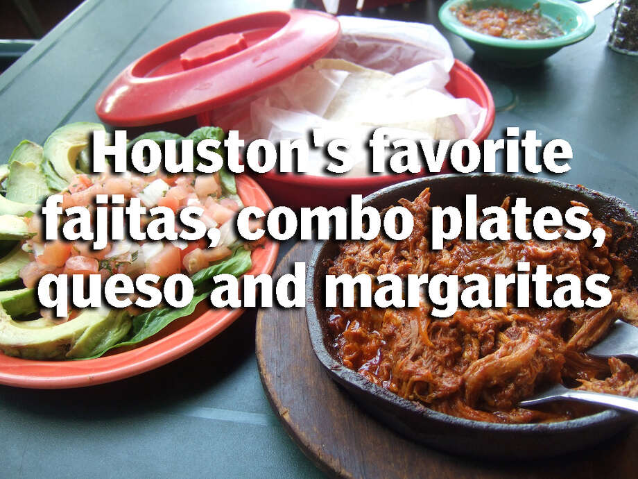 Check out our best picks for Mexican food in Houston Photo: Houston Chronicle