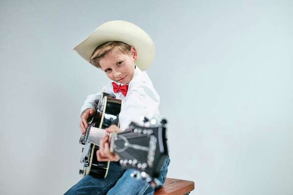 Mason Ramsey performs at the Hey Stamford! Food Festival at Mill River Park in Stamford on Aug. 26.