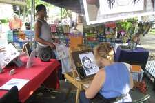 Main Street Marketplace, Torrington's annual street fair, wraps up Thursday night at Coe Memorial Park.