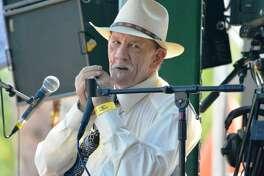 Watermelon Slim plays Black-Eyed Sally's this weekend.