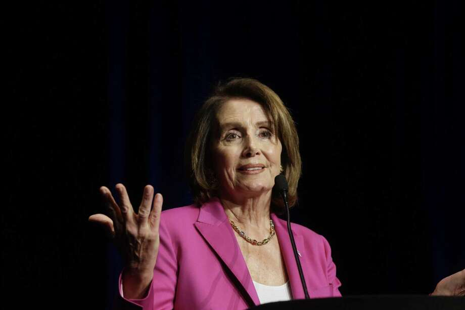 PHOTOS: Pelosi coming to HoustonHouse Minority Leader Nancy Pelosi will be in Houston Wednesday. She was last in town, above, in February for a Democratic fundraiser. 