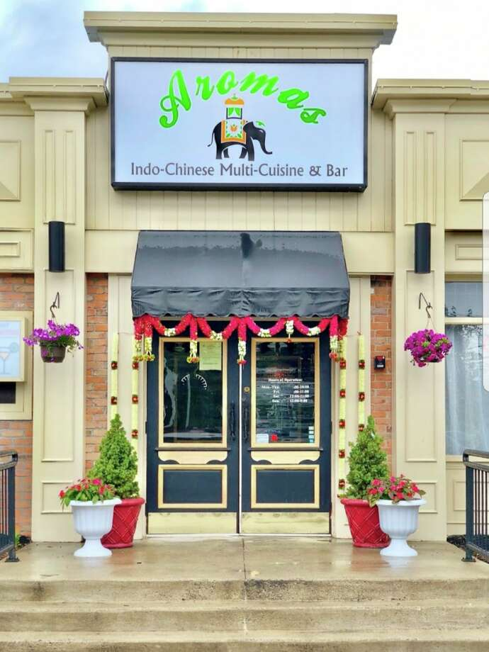 Aromas Indo Chinese Multi Cuisine Bar At 1614 Central Ave In