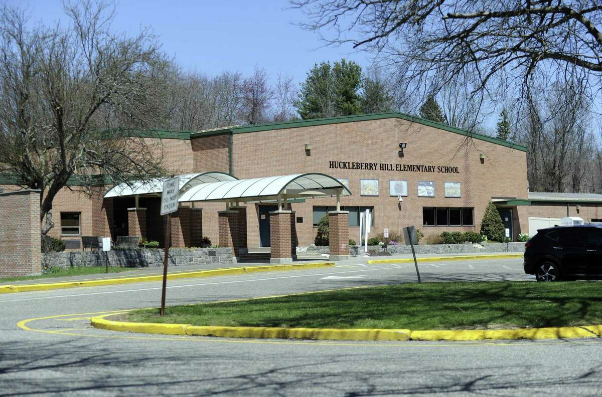 Huckleberry Hill Elementary School is one of the buildings in most dire need of an upgrade. The school is not energy efficient, has poor toilets and lacks a sprinkler system. The building?'s aging portables were recently demolished. Monday, April 23, 2018.
