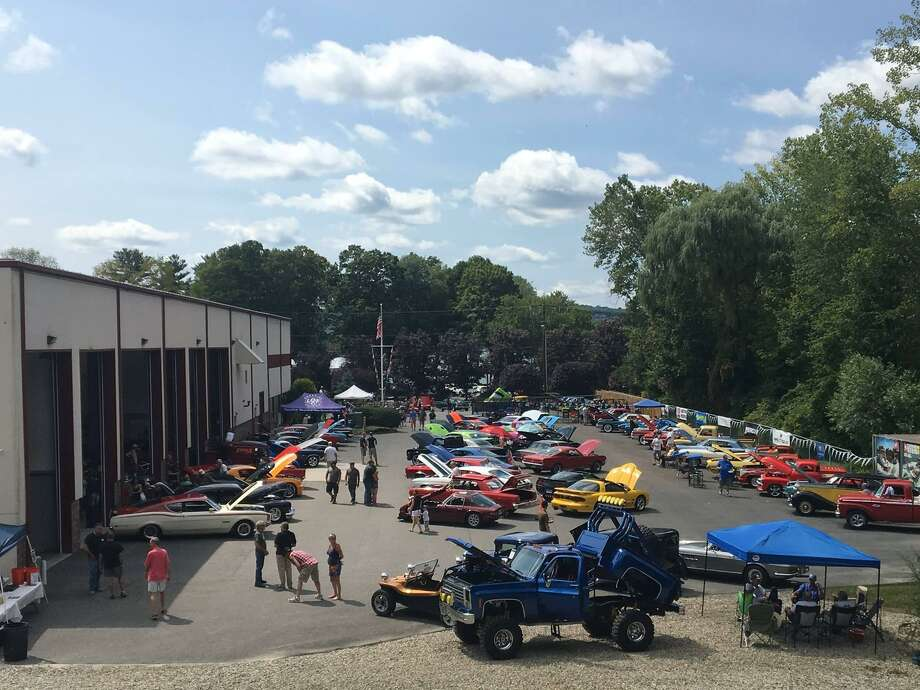 A seventh annual car show will be held at the Candlewood East Marina in Brookfield from 10 a.m. to 3 p.m. Sunday. The event supports LOF Adaptive Skiers. Photo: / Contributed Photo