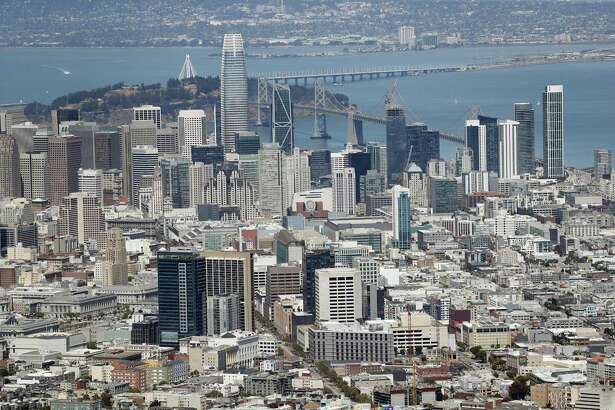 "A reader suggest that policies being considered might make San Antonio change its name to ""San Frantonio."" The San Francisco skyline is seen last month."
