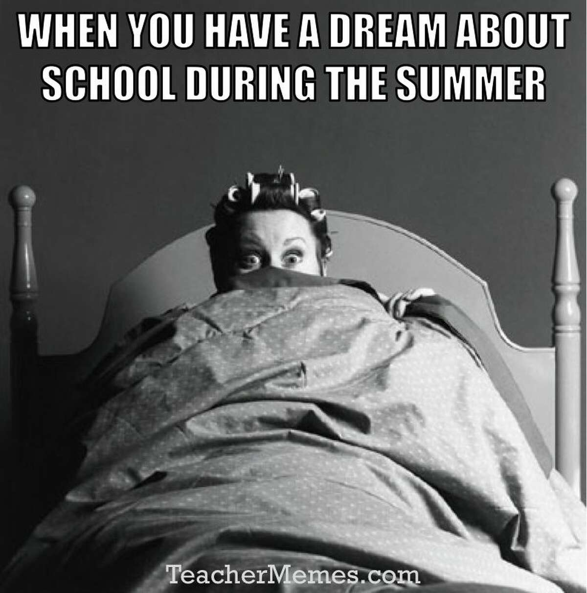 The school year is finally here so let's celebrate with some memes that capture the joy and stress of being back in the classroom, for teachers and students alike.